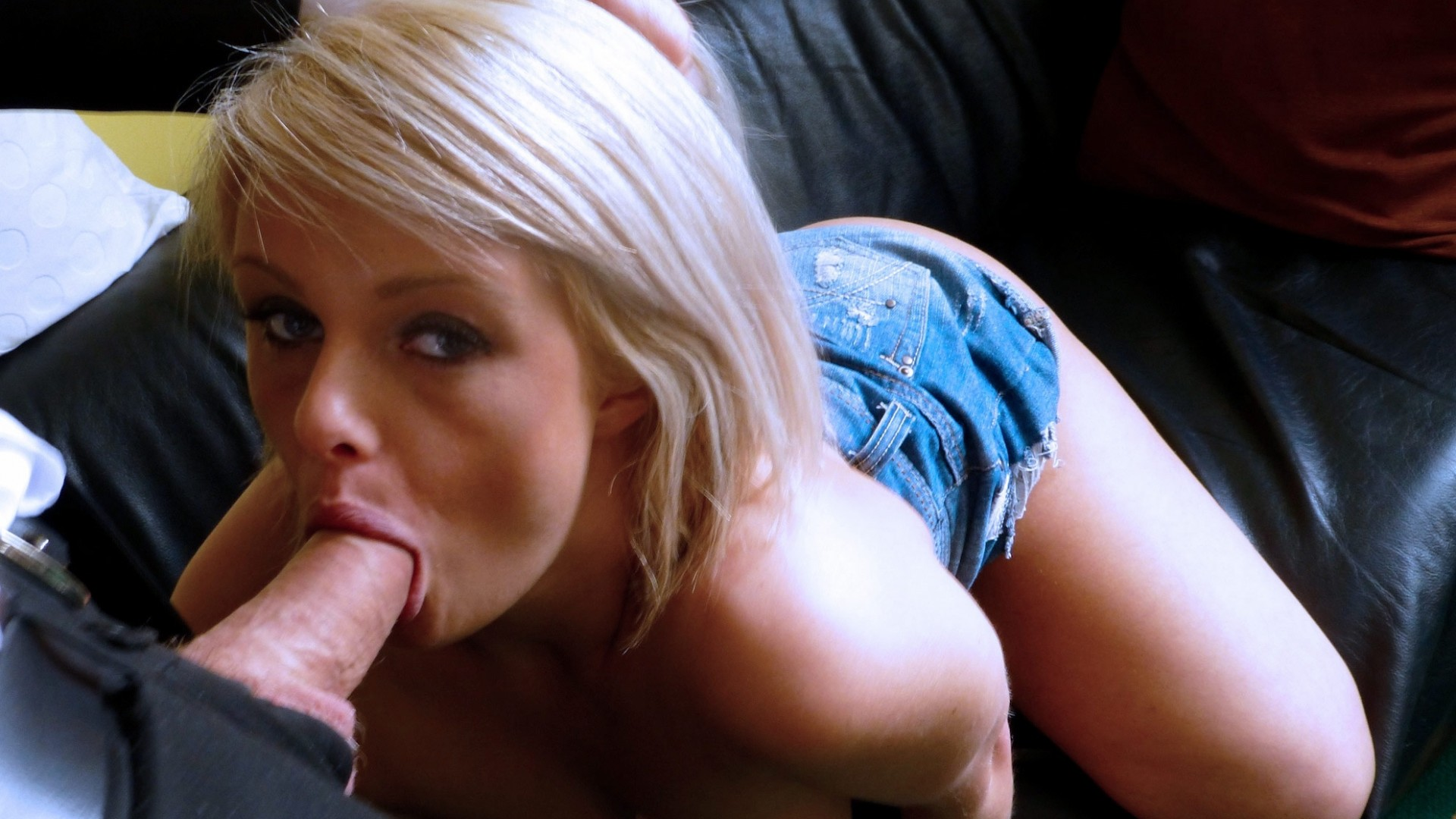Throat Fucking Little Whore, Bonnie Rose!