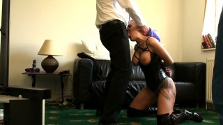 Alexxa: slave-slut photoshoot