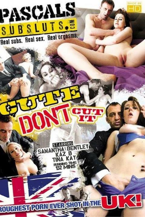 DVD: Cute Don't Cut It