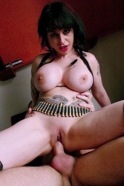 Slut Gina Snake