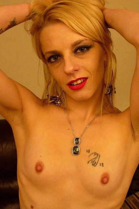 Slut April Paisley