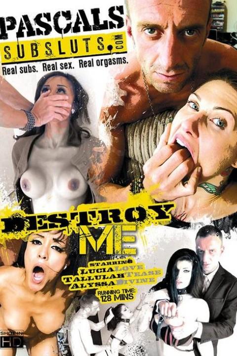 DVD: Destroy Me