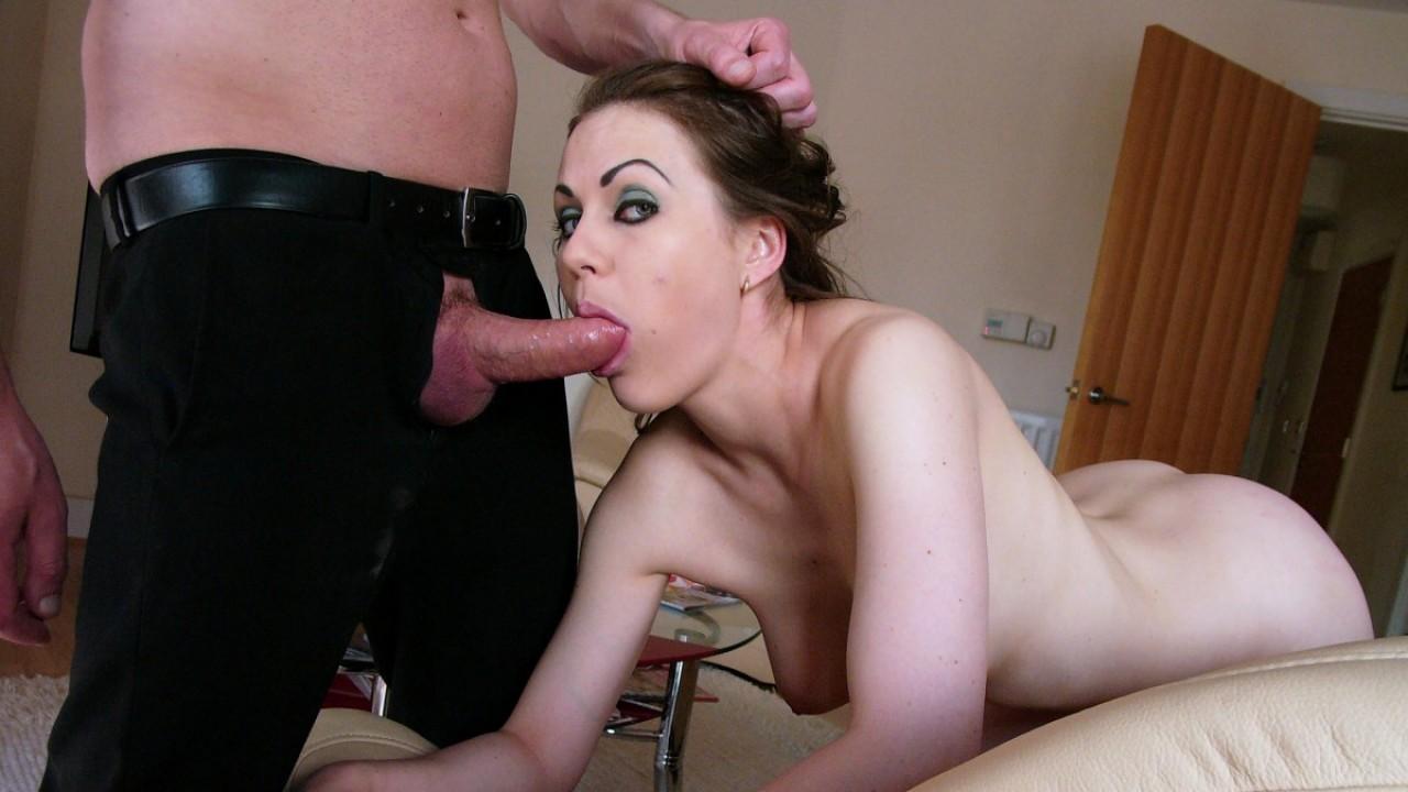 Tonsil-Ticklin' Tina Kay, Examining Her Oral Capacities