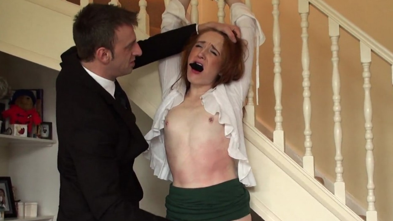 Pascal Orders Sabrina Jay To Be Submissive