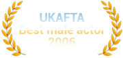 UKAFTA 2006 Best Male Actor