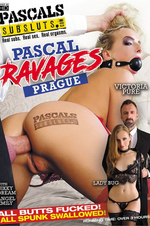 DVD: Pascal Ravages Prague