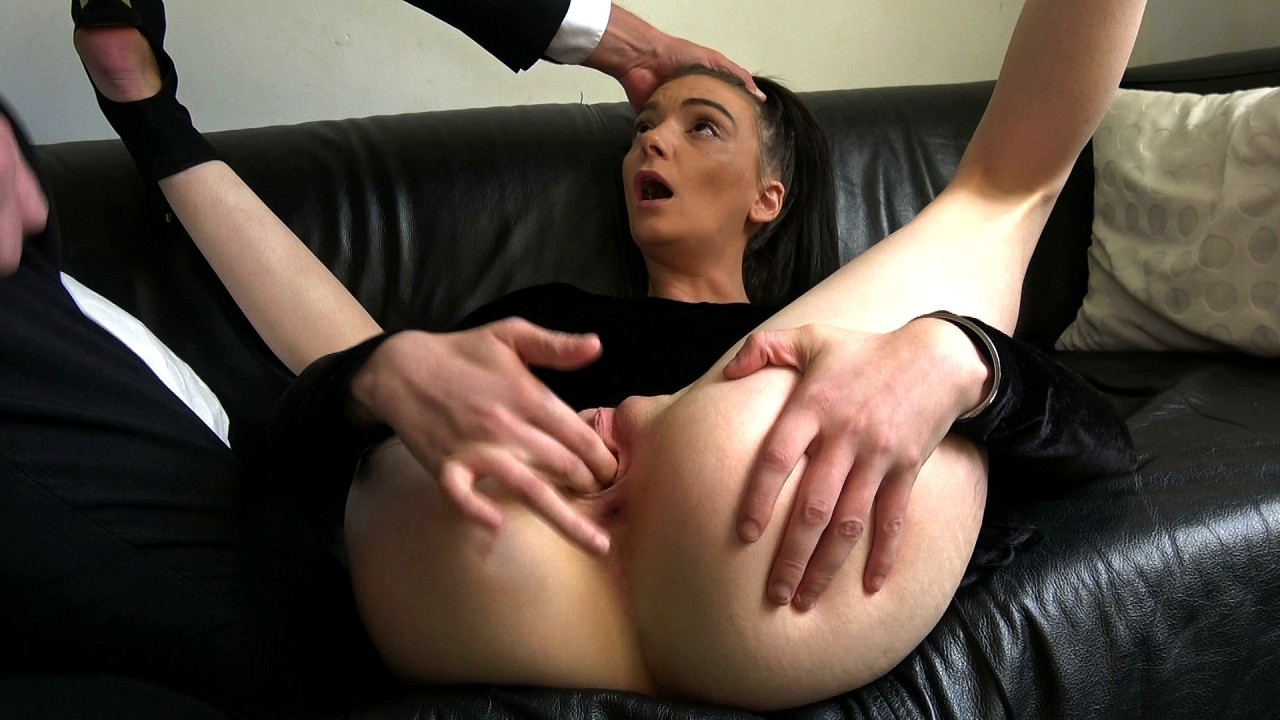 Maddison: ordered to make herself cum