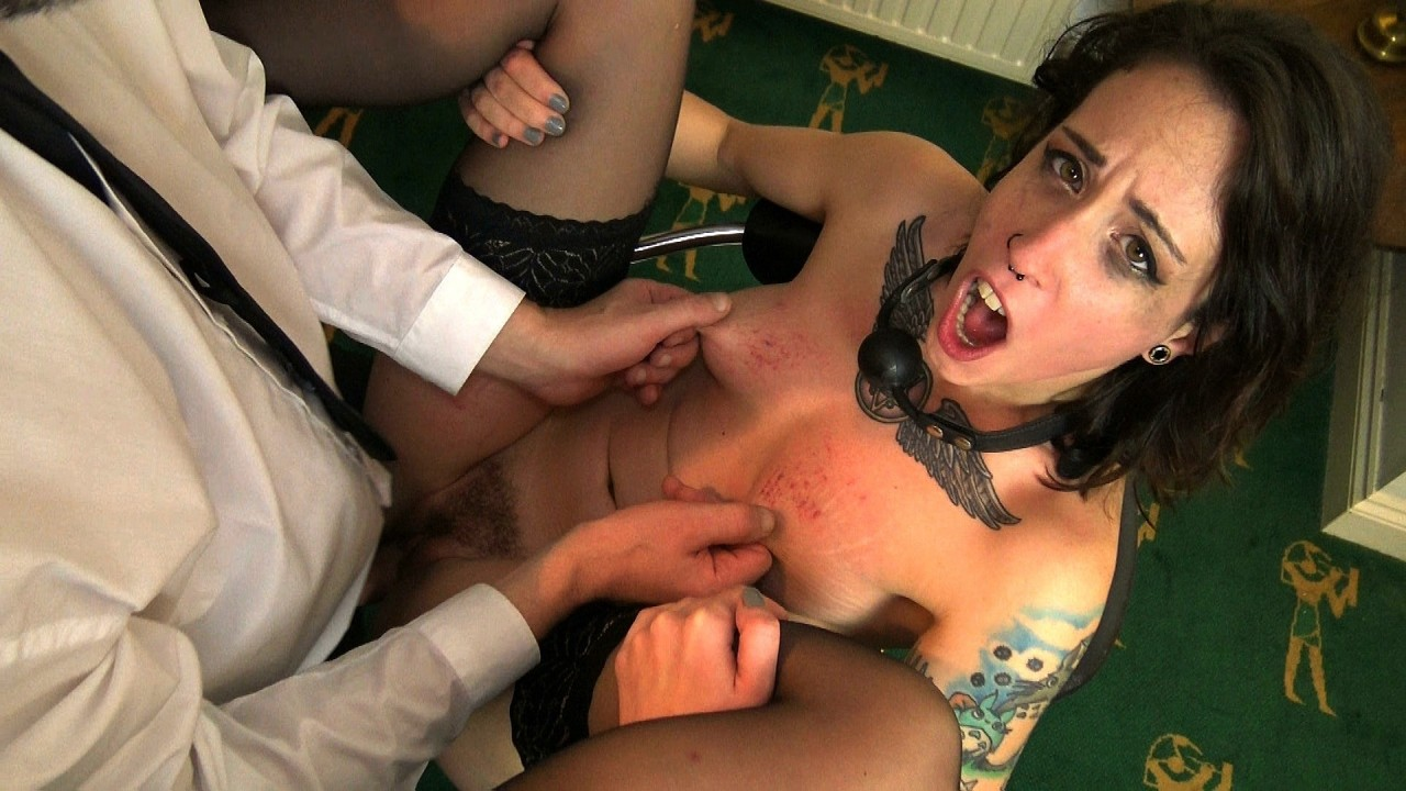 Lilyan: Pain Slut Craves Torture