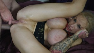 Sophie: Anal Submission Of Big-Boobed Bimbo