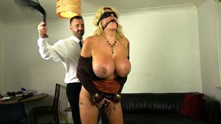 Shannon: Punishment Of An Anal Bimbo Whore
