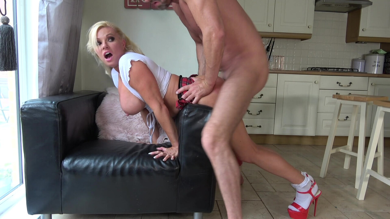 Michelle Thorne: Never had this sort of thing before