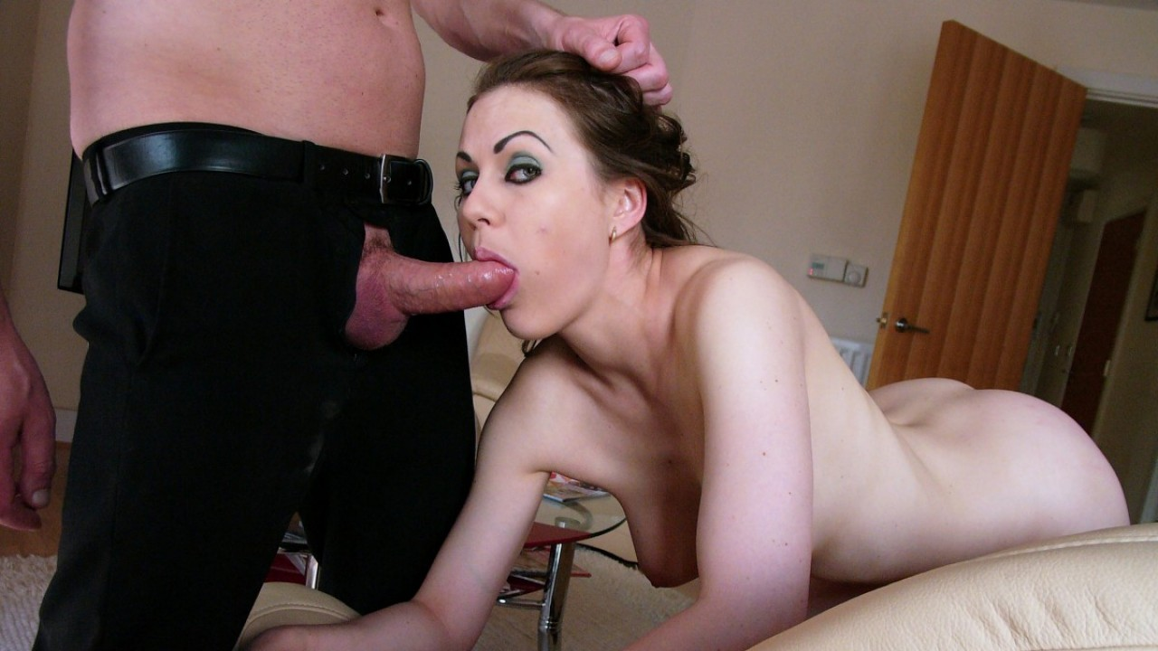 Tonsil-Ticklin' Tina Kay, Examining Her Oral Capacities