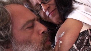 Director Andy, Gets A Little Action With Amber Rodgers